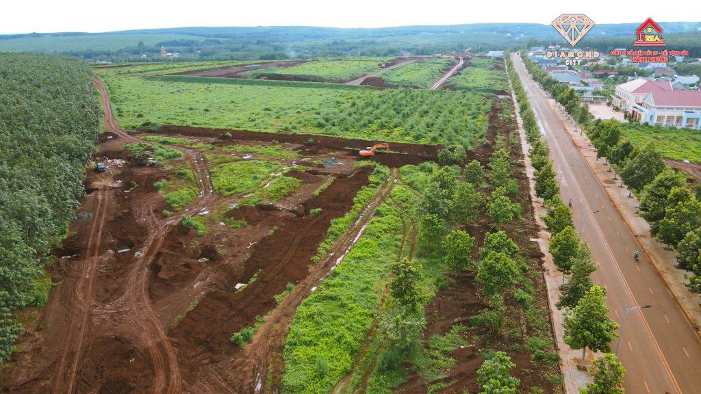 Dự án sở hữu 2 mặt tiền đường sầm uất Nguyễn Tất Thành và Phan Chu Trinh